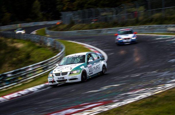 BMW E90 325i - V4